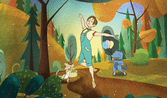 little_MAY18_calendar_MAY_Peter_Blue_forest